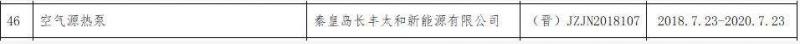 利普曼lehu6.vip乐虎国际源热泵入选推广目录